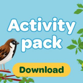 Download button with words activity pack