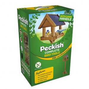 Peckish Complete Bird Table in pack