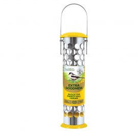 Peckish Extra Goodness Nugget Feeder in pack