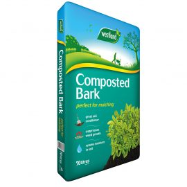 Composted Bark 70L