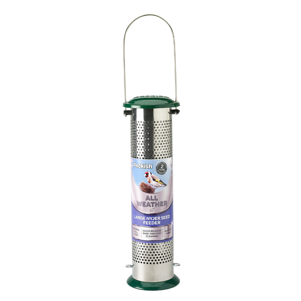 Peckish All Weather Nyjer Feeder in pack