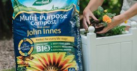 Why use Multi-Purpose Compost with BIO3