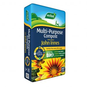 westland multi pupose compost with John Innes 60l