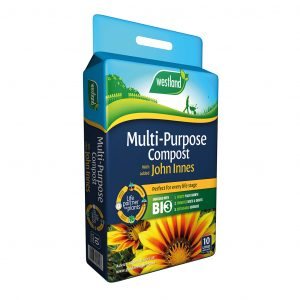 westland multi pupose compost with John Innes 10l