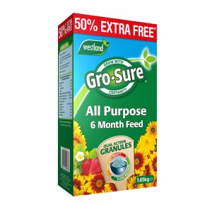 gro-sure all pupose slow release plant food 1kg