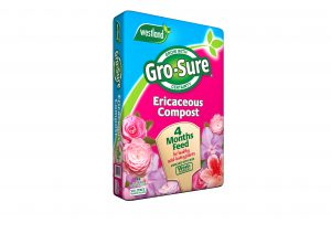 gro sure ericaceous compost for Pots and Containers
