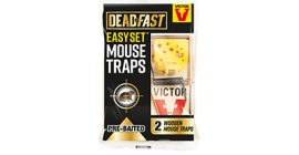 How To Use Easyset Mouse Traps