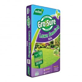 Gro-Sure Lawn Seeding Soil
