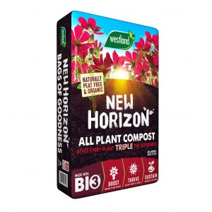 new horizon all plant Compost for Pots and Containers