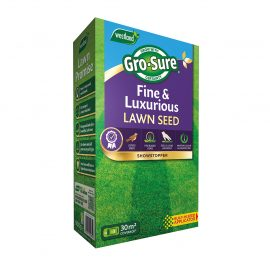 Gro-Sure Fine & Luxurious Lawn Seed