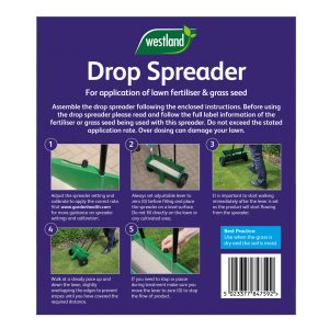 Lawn Drop Spreader