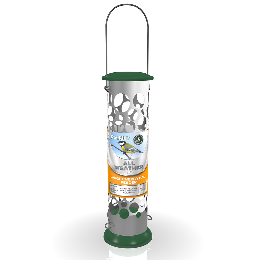 Peckish Easy Feeder Ready-to-use Complete