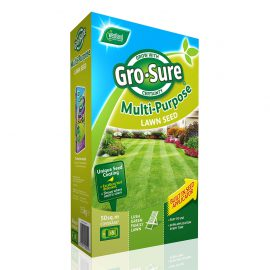 Gro-Sure Multi-Purpose Lawn Seed