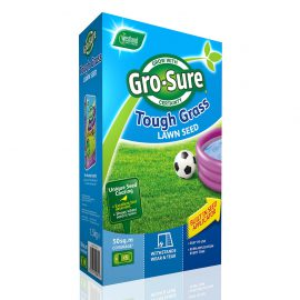 Gro-Sure Tough Lawn Seed 10sq.m box