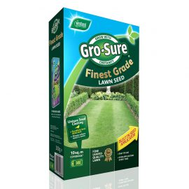 Gro-Sure Finest Lawn Seed 10sq.m box