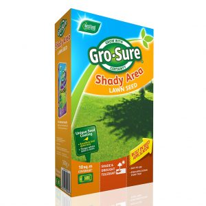 Gro-Sure Shady Lawn Seed 10sq.m box