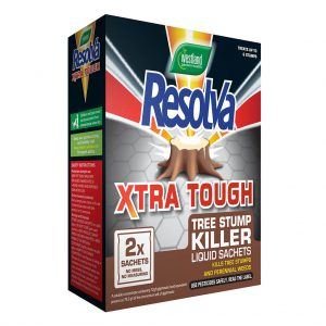 Resolva Xtra Tough Stump Killer Sachet