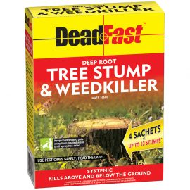 Deadfast Tree Stump & Weedkiller