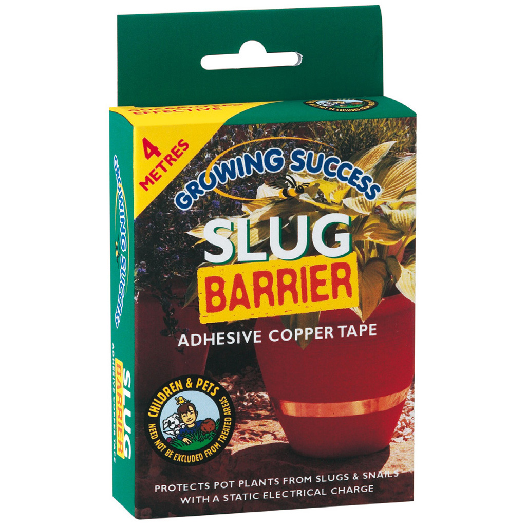 Growing Success Slug Barrier Copper Tape