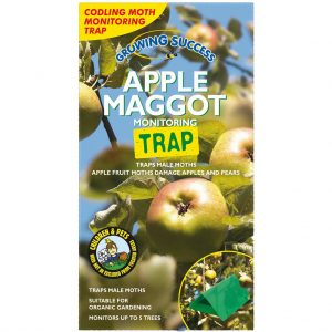 Growing Success Apple Maggot Monitoring Trap