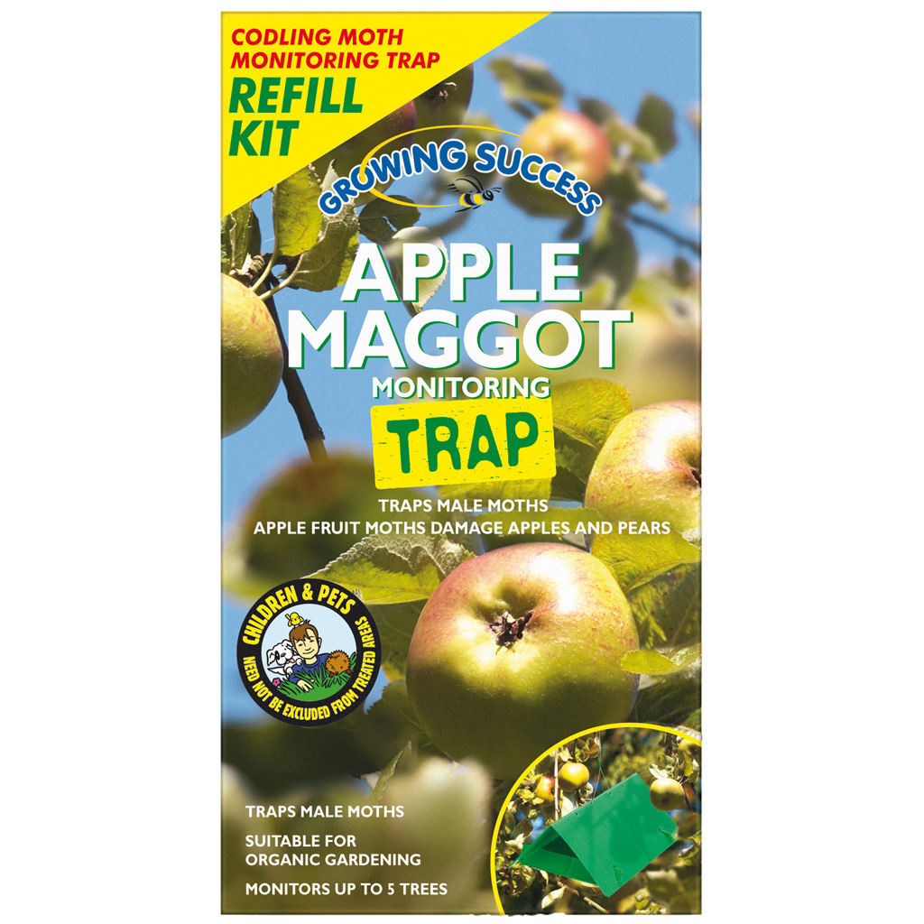 Growing Success Apple Maggot Trap Refill Insecticides