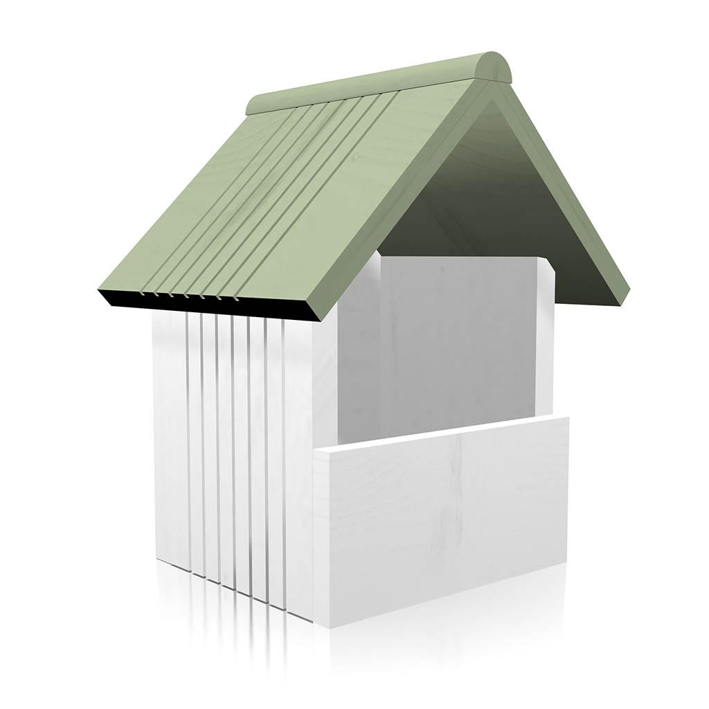 Peckish Robin Nest Box