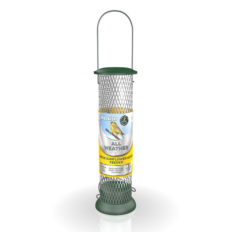 Peckish All Weather Sunflower Heart Feeder