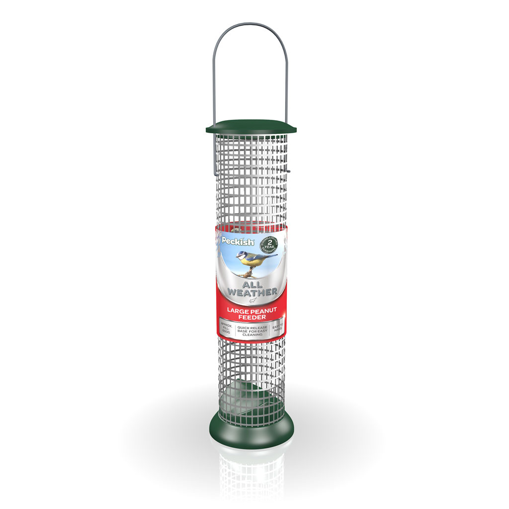Peckish All Weather Large Peanut Feeder