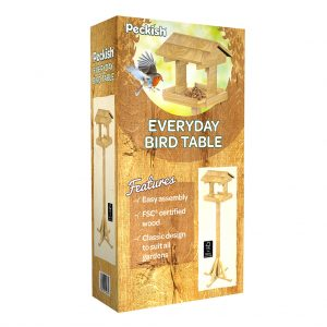 Peckish Everyday Bird Table Box