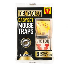 Deadfast Easy Set Mouse Trap