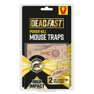 Deadfast Power Kill Mouse Trap