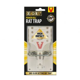 Deadfast Power Kill Rat Trap