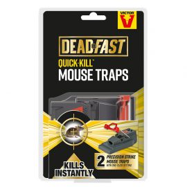 Deadfast Quick Kill Mouse Trap