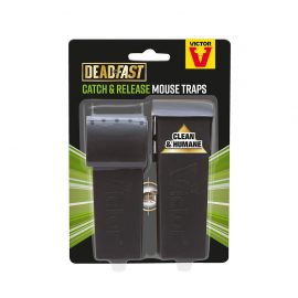 Deadfast Catch & Release Mouse Traps