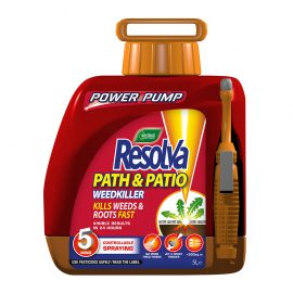 Resolva Path & Patio Power Pump