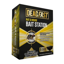 Deadfast Rat & Mouse Bait Station