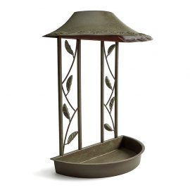 Peckish Secret Garden Wall Hanging Bird Table
