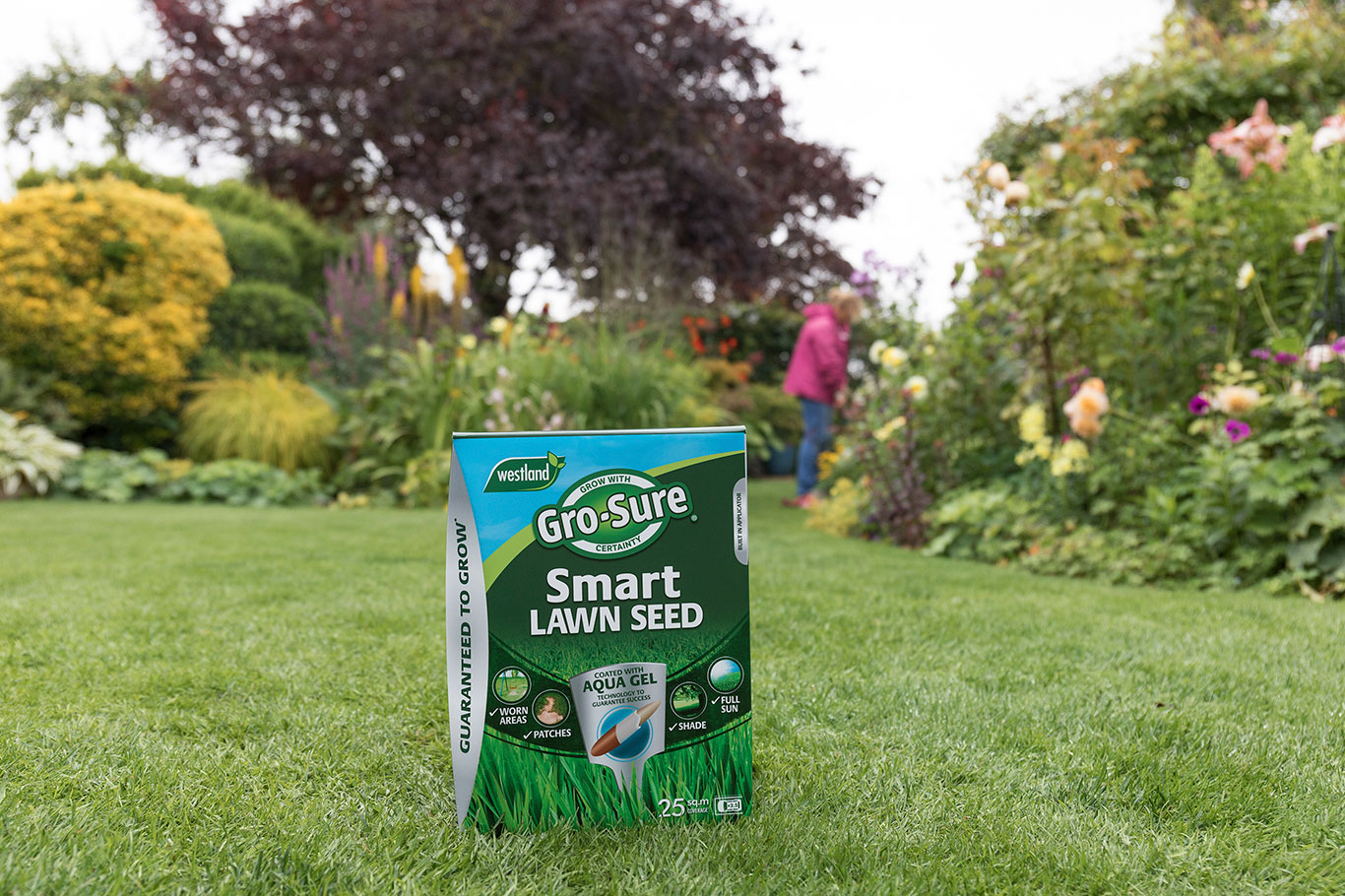 How To Thicken Your Lawn Care