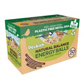 Peckish Natural Balance Energy Balls