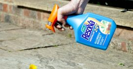 How to use a ready to use spray