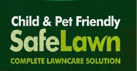 Westland SafeLawn is Pet and Child-friendly!