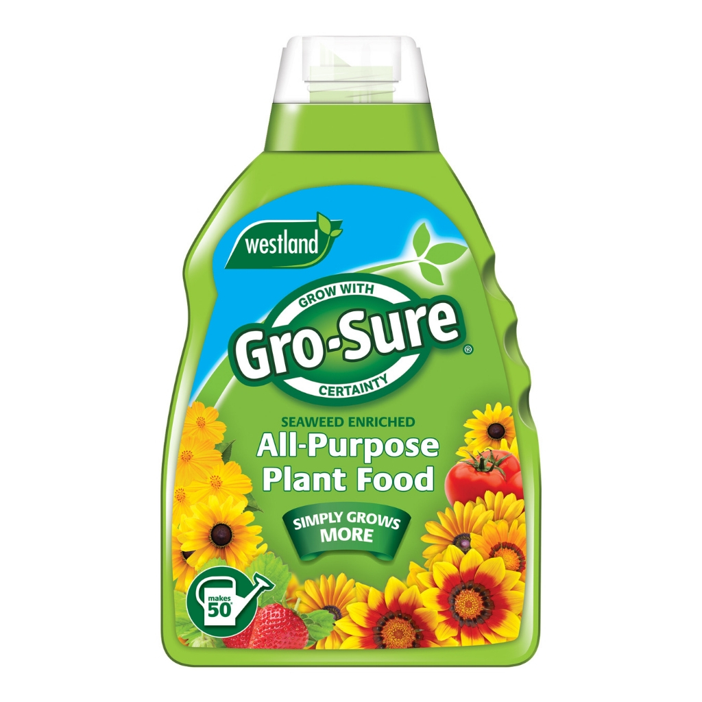Gro-Sure All-Purpose Plant Food
