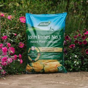 john innes no3 mature plant compost 35l in use