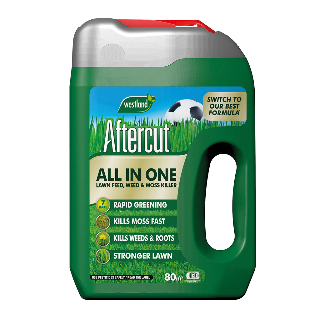 Aftercut All In One Feed Weed And Moss Lawn