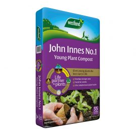 john innes no1 young plant compost 35l