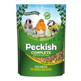 Peckish Complete Seed & Nut Mix