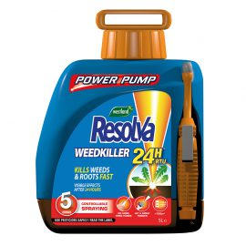 Resolva Weedkiller 24H Ready To Use Power Pump