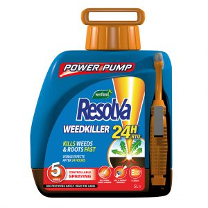 Resolva 24hr Ready to Use Power Pump 5 litre
