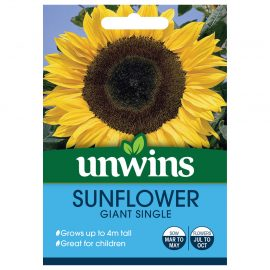 Unwins Sunflower Giant Single