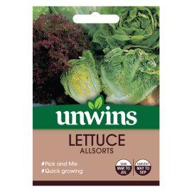 Unwins Lettuce Allsorts